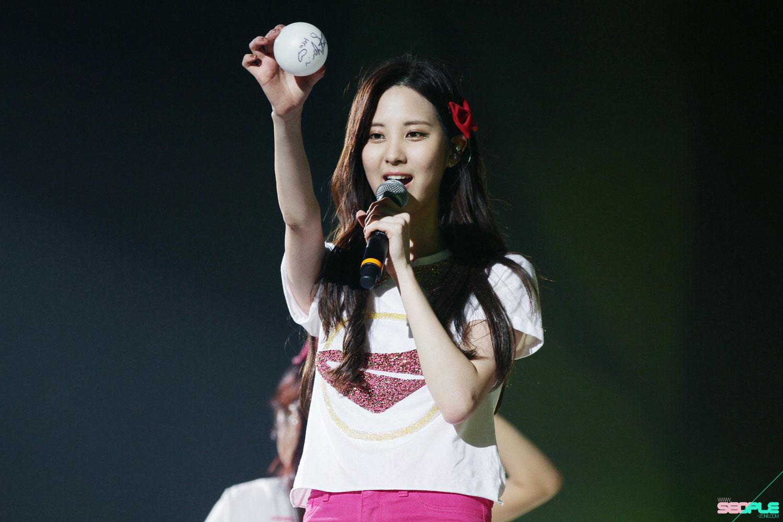 Seohyun @ World Tour 2013 Jakarta