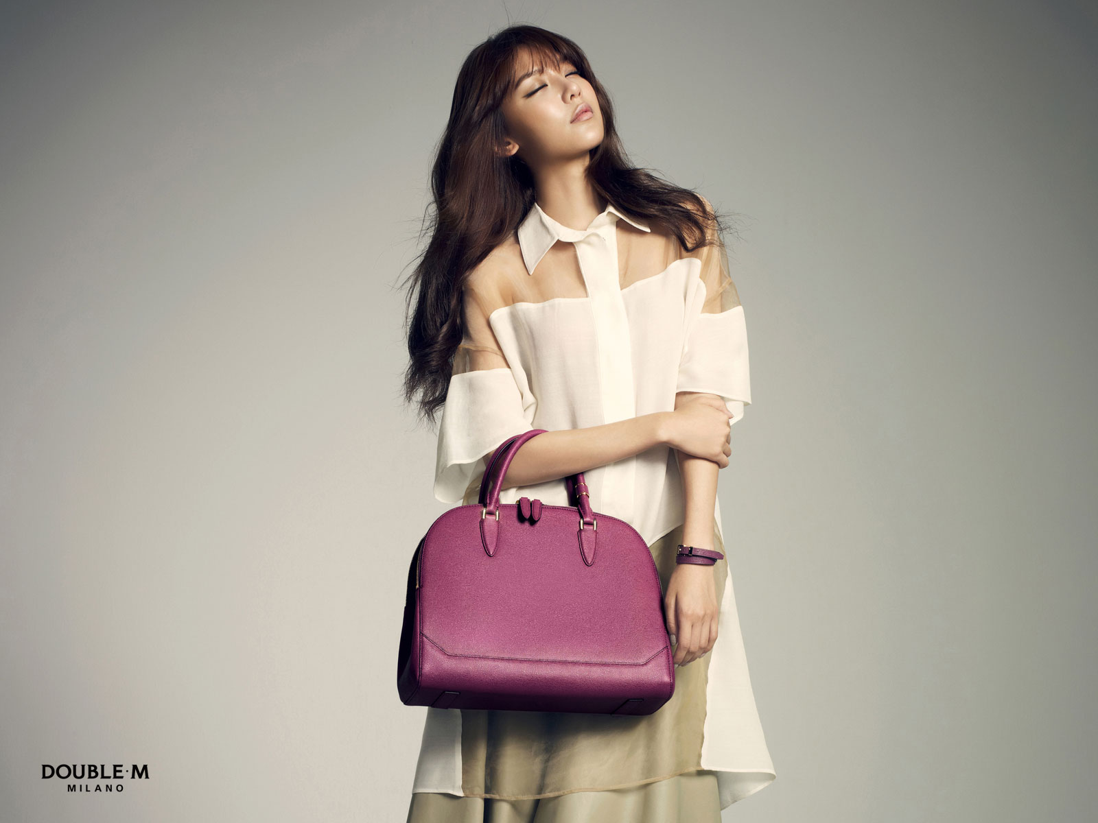 SNSD Sooyoung Double-M wallpaper