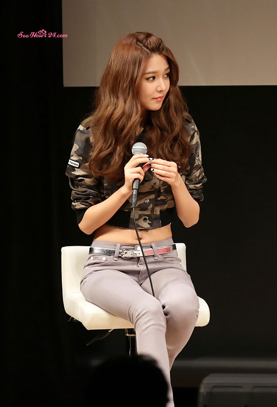 SNSD Sooyoung Osaka Japan fans event