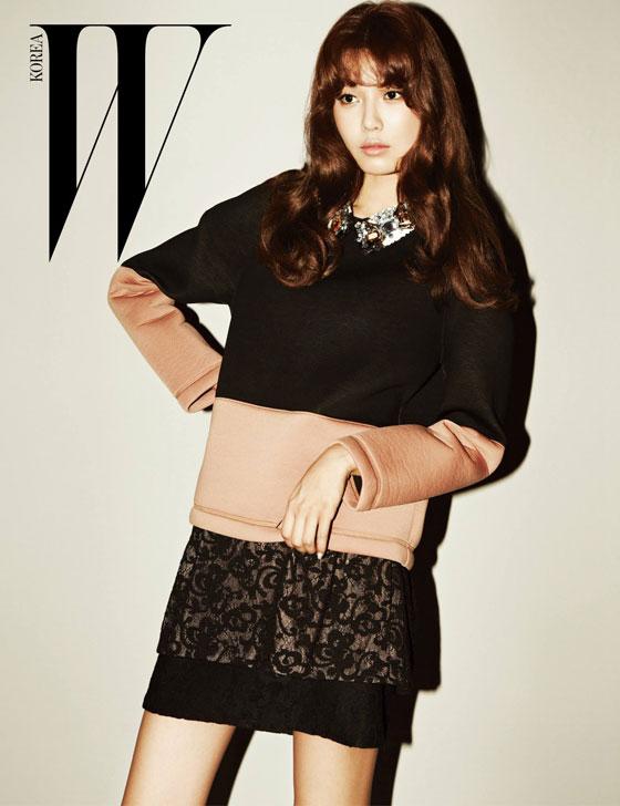 SNSD Sooyoung gcut Korea W Magazine