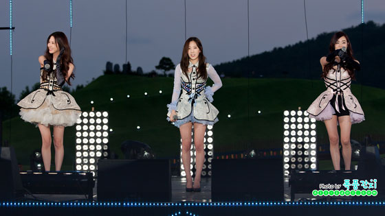 Girls Generation TTS Suncheon Bay Garden Expo