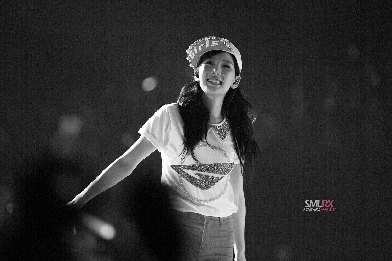 Taeyeon @ World Tour 2013 Jakarta