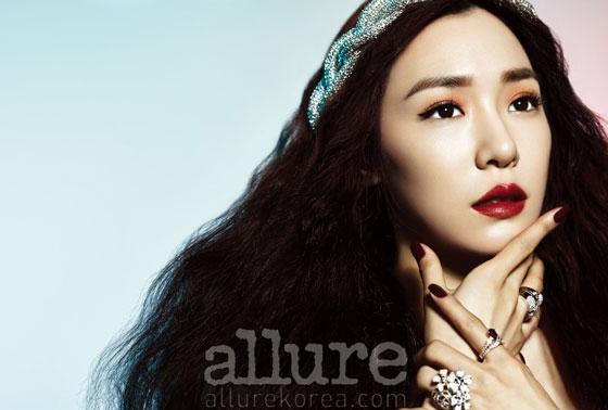 Tiffany Allure Magazine