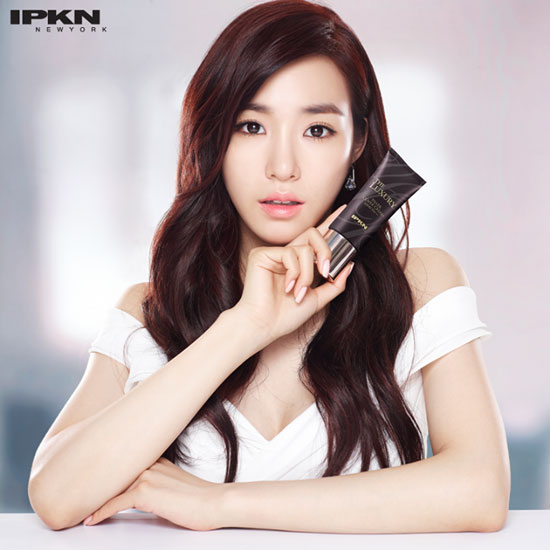 SNSD Tiffany IPKN cosmetics 2013