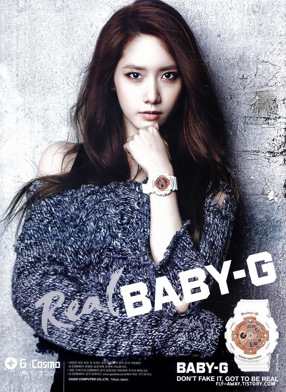 SNSD Real Baby-G solo photos