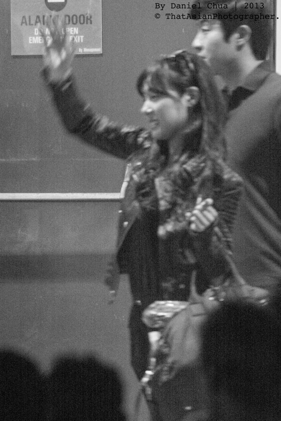 SNSD Tiffany Singapore Indoor Stadium