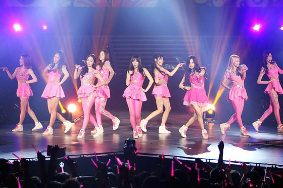 Girls Generation World Tour 2013 Singapore