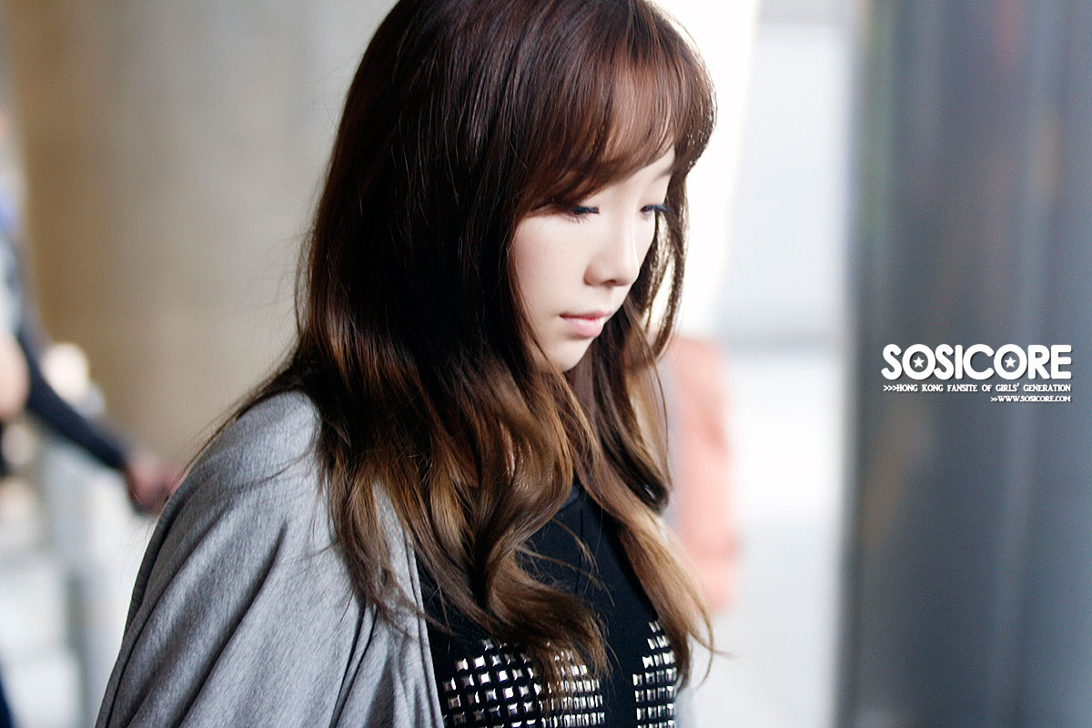 SNSD Incheon Airport 131013