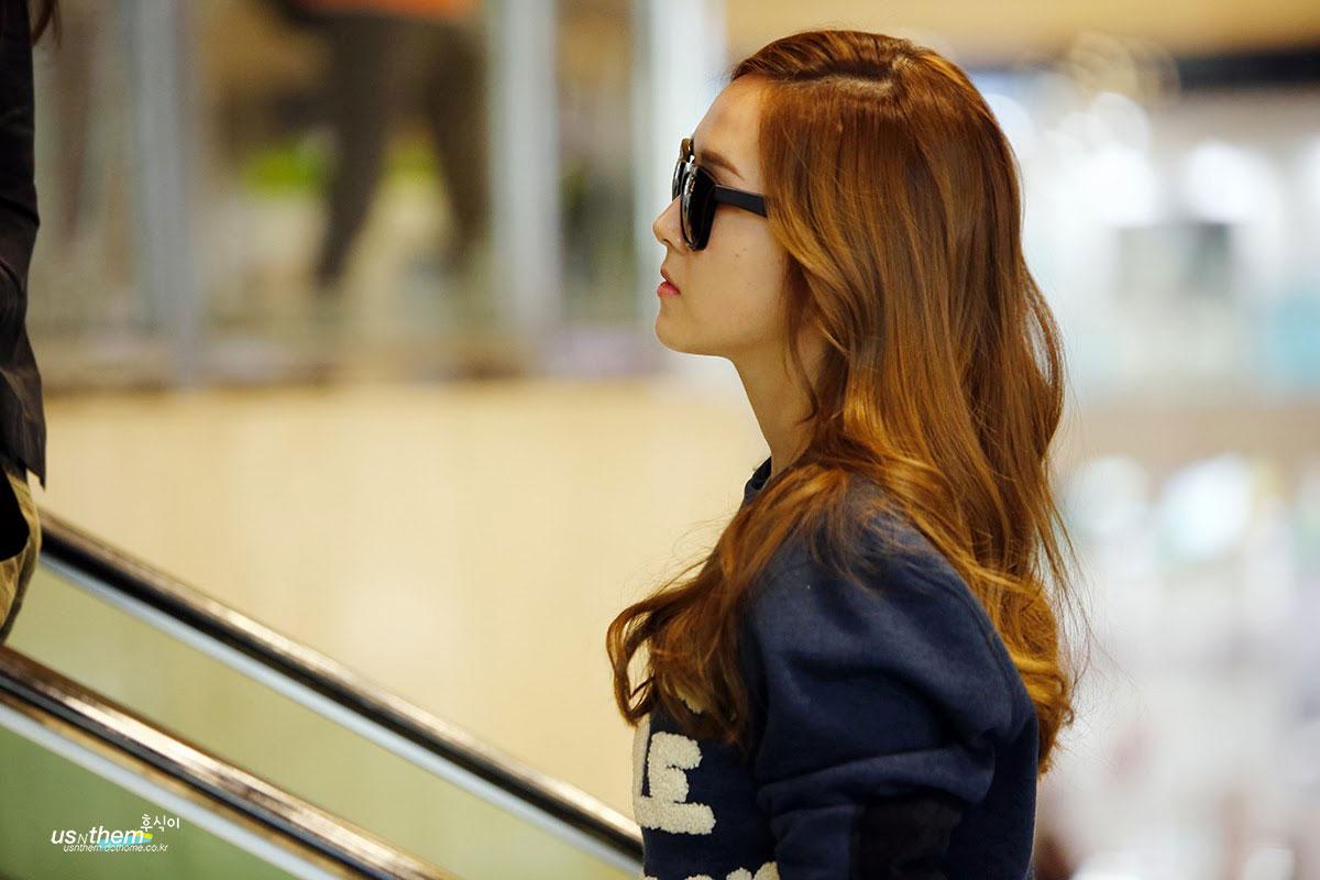 Jessica Gimpo Airport 131005