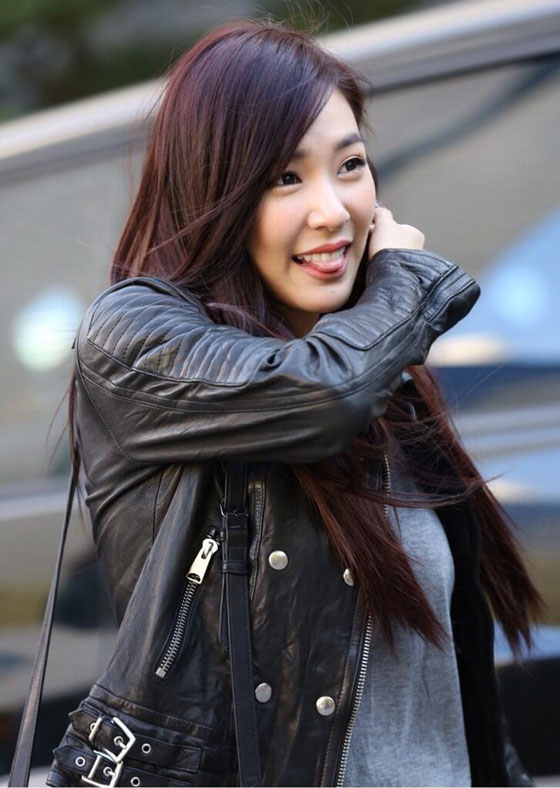 SNSD Tiffany KBS Music Bank