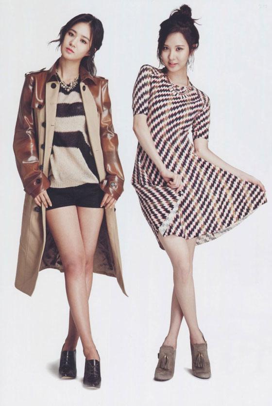 Seohyun Yuri Japanese Billboard Kpop Magazine