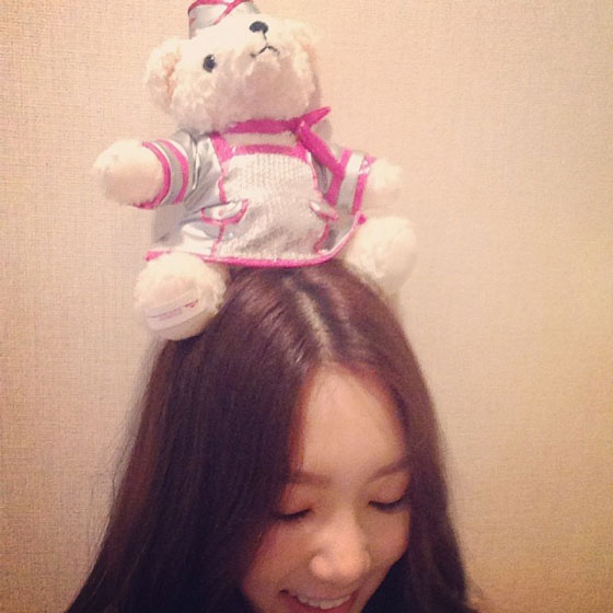 SNSD Taeyeon October 2013 Instagram