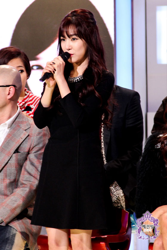 SNSD Tiffany Fashion King Korea press event