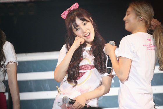 SNSD Tiffany World Tour 2013 Singapore