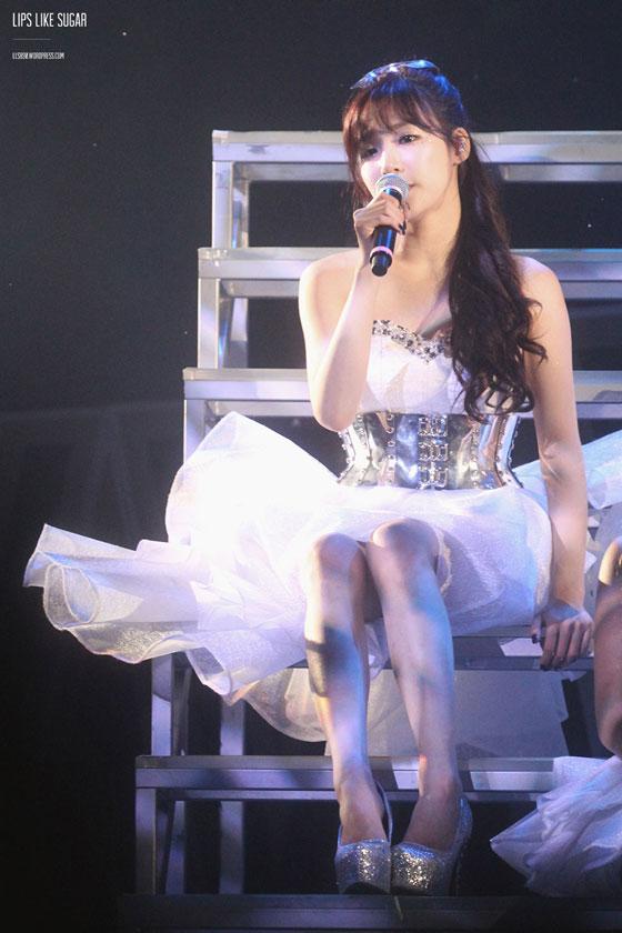SNSD Tiffany World Tour 2013 Singapore