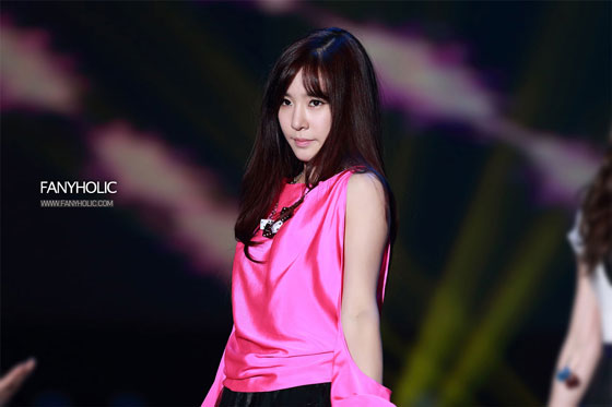 SNSD Tiffany World Congress of Neurological Surgery