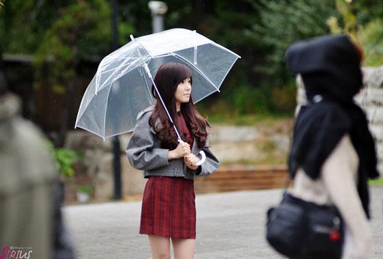 SNSD Tiffany Seoul tour guide