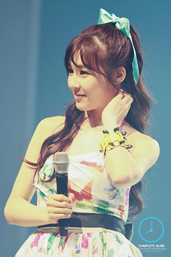 SNSD Tiffany World Asia Pop Concert