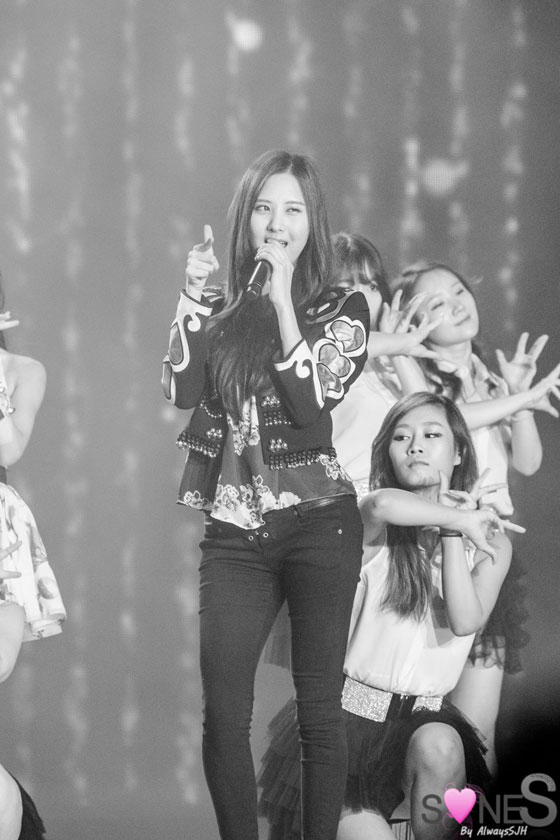 Girls Generation Seohyun WAPOP Concert