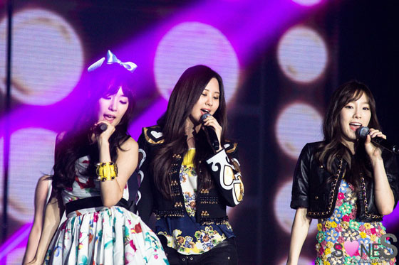 Girls Generation TTS WAPOP Concert