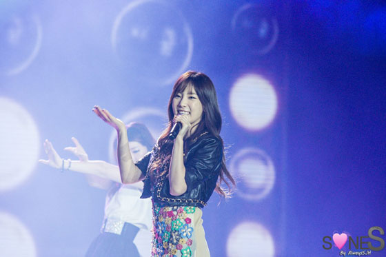 Girls Generation Taeyeon WAPOP Concert