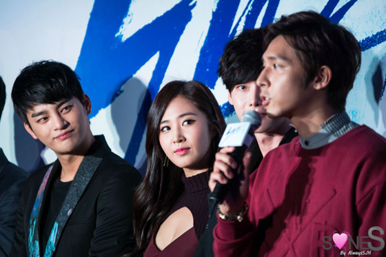 SNSD Yuri No Breathing VIP premiere event