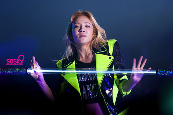 SNSD Hyoyeon World Tour 2013 Hong Kong