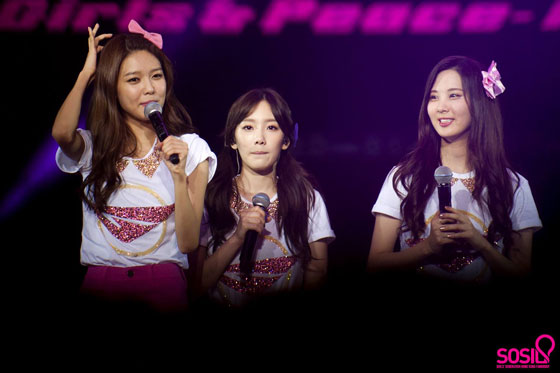 Girls Generation World Tour 2013 Hong Kong