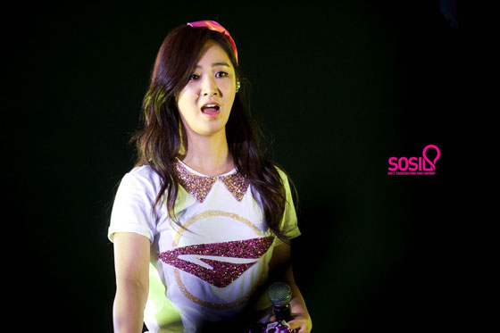 SNSD Yuri World Tour 2013 Hong Kong