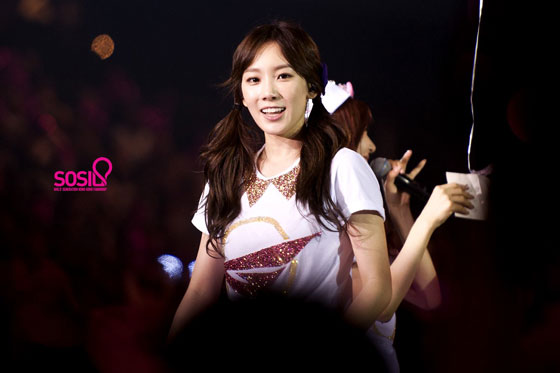 SNSD Taeyeon World Tour 2013 Hong Kong