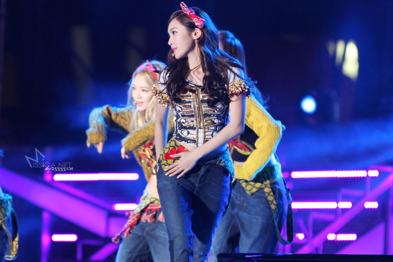 Jessica @ SMTown Live in Beijing 2013