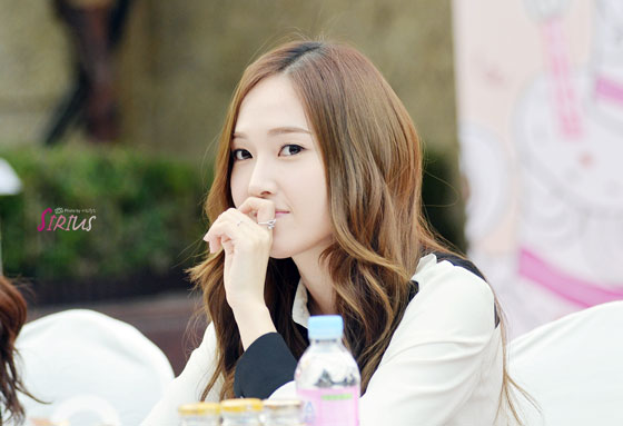 SNSD Jessica Lotte Department Store fansign