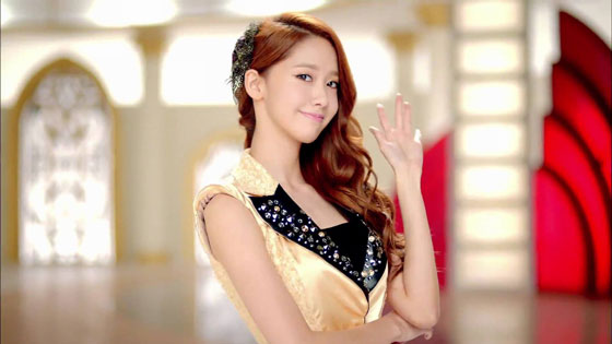 SNSD Yoona My oh My music video