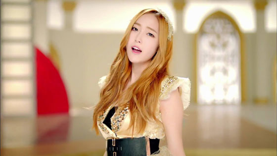 SNSD Jessica My oh My music video