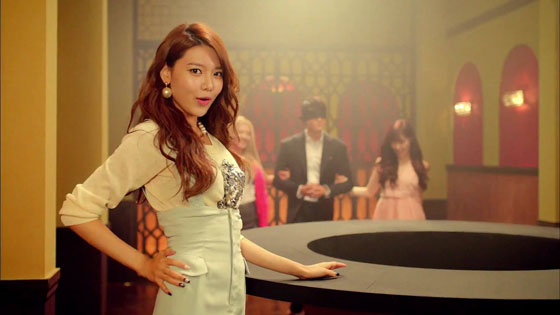 SNSD Sooyoung My oh My music video