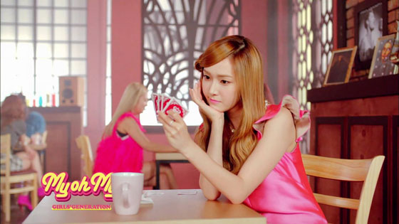 SNSD Japan My oh My music video