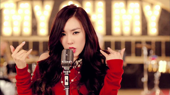 SNSD Tiffany My oh My music video