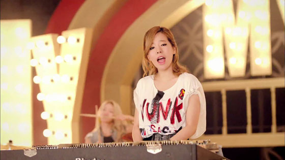 SNSD Sunny My oh My music video
