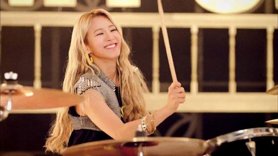 SNSD Hyoyeon My oh My music video