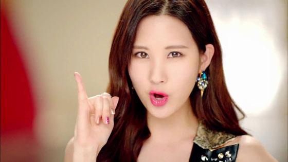 SNSD Seohyun My oh My music video