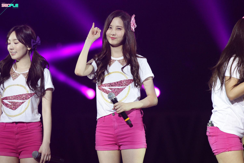 Seohyun @ World Tour 2013 Hong Kong