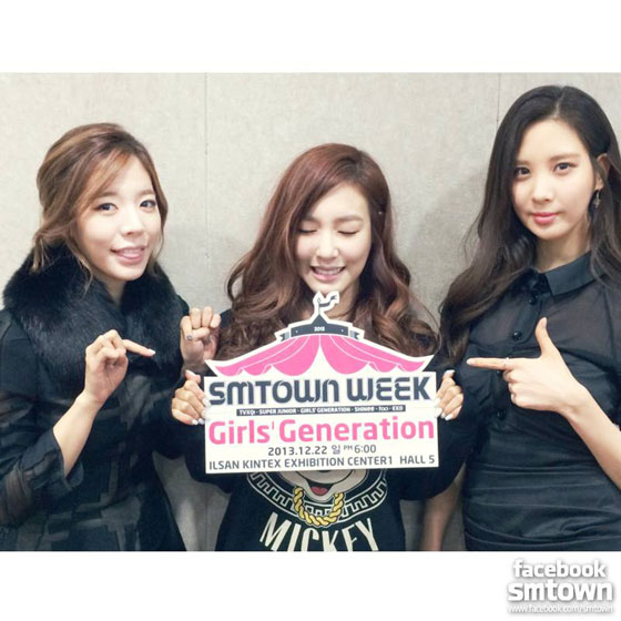 SMTOWN Week Girls Generation Marchen Fantasy Concert