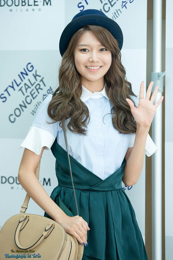 Double M Styling Talk Concert with Sooyoung