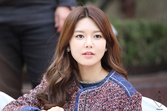 SNSD Sooyoung Lotte Department Store fansign