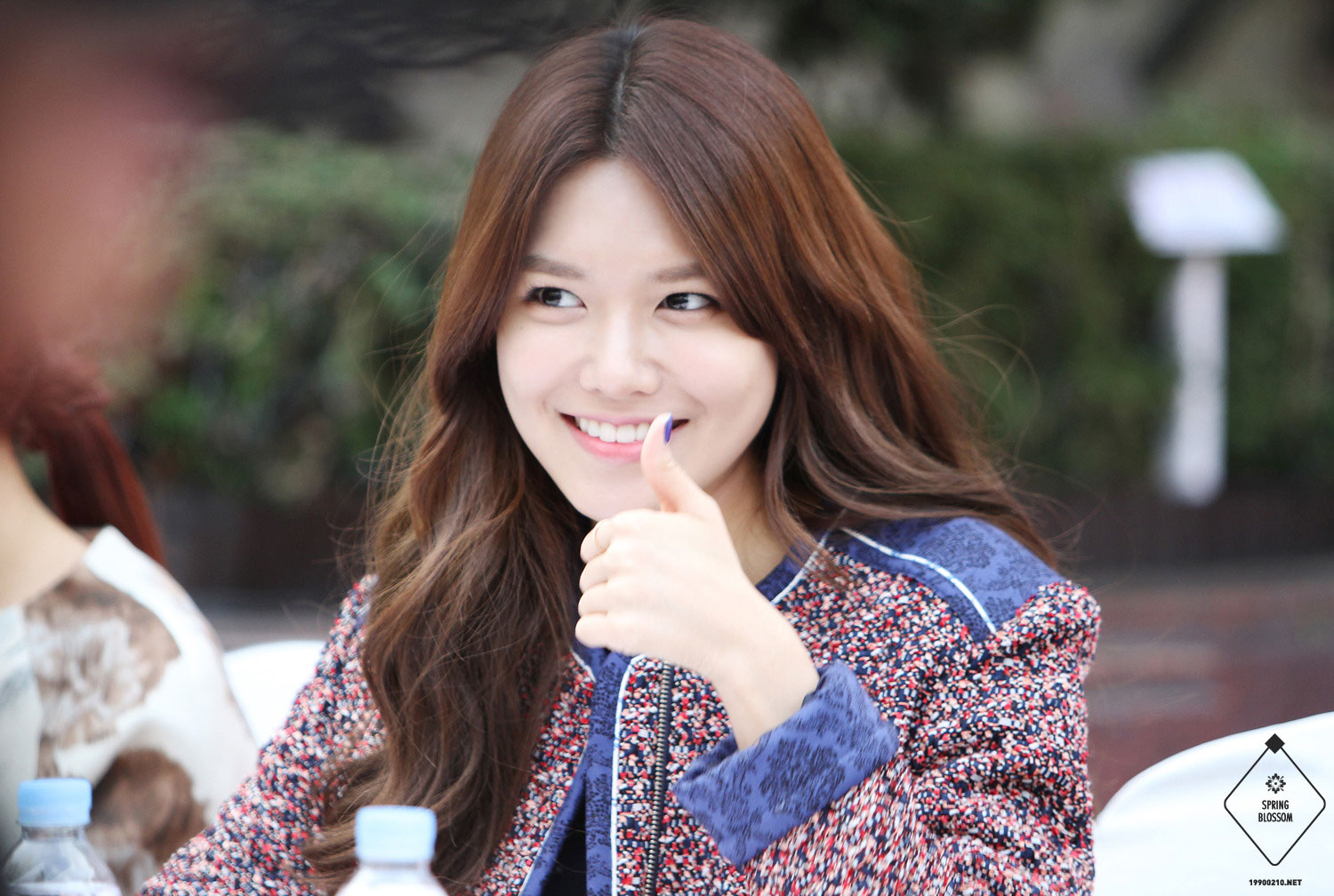Sooyoung @ Lotte Department Store fansign