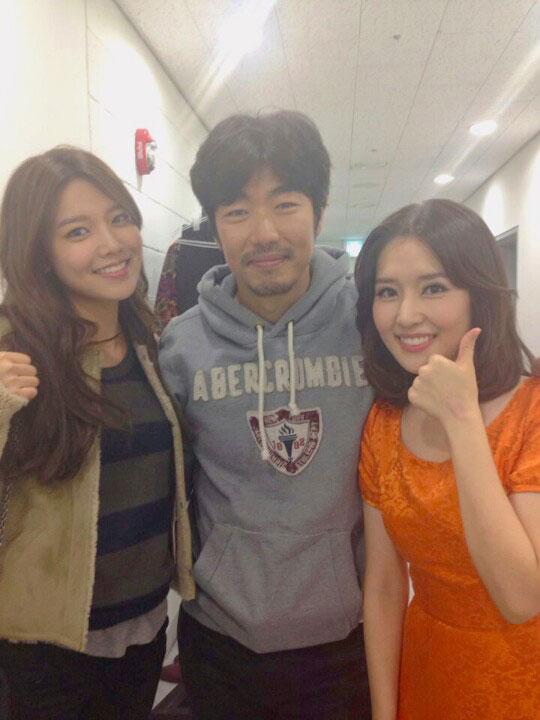 Lee Jong Hyuk Soojin Sooyoung selca
