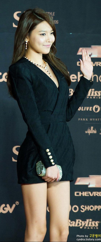 SNSD Sunny Style Icon Awards 2013