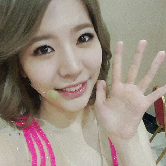 SNSD Sunny October 2013 Instagram