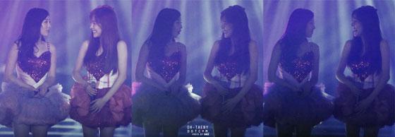 SNSD TaeNy World Tour 2013 Hong Kong