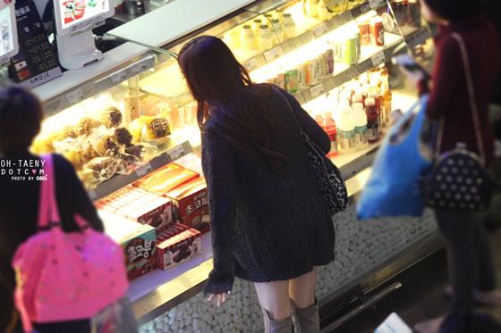 SNSD Tiffany Incheon Airport fashion 131102